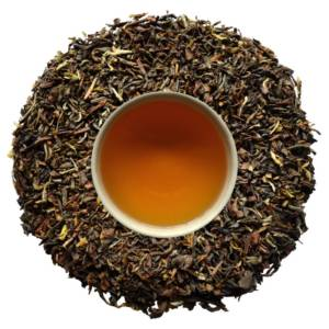 pure Darjeeling black