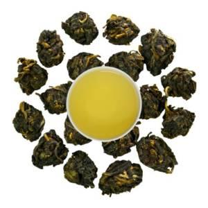 pearl green tea