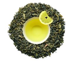Darjeeling Lemon Green Tea