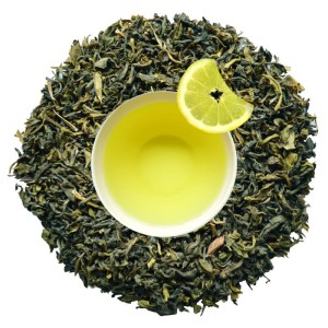 Darjeeling Lemon Green Teas