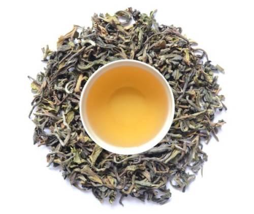 premium first flush tea