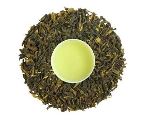 traditional darjeeling green tea
