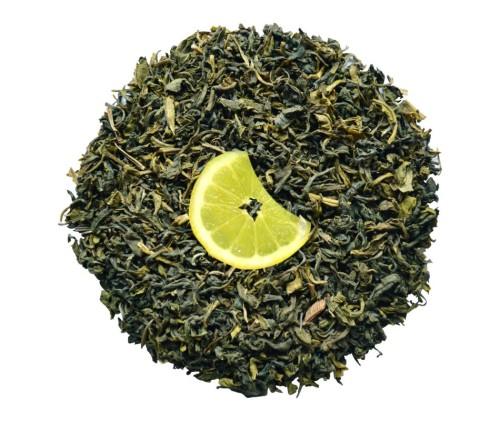 Lemon Green Darjeeling