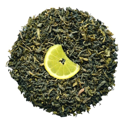 Lemon Green Darjeeling