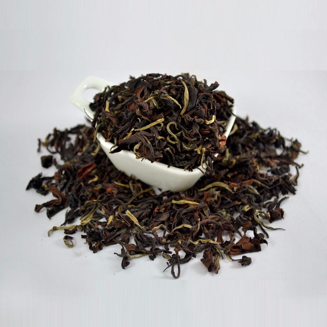 Review darjeeling muscatel tea