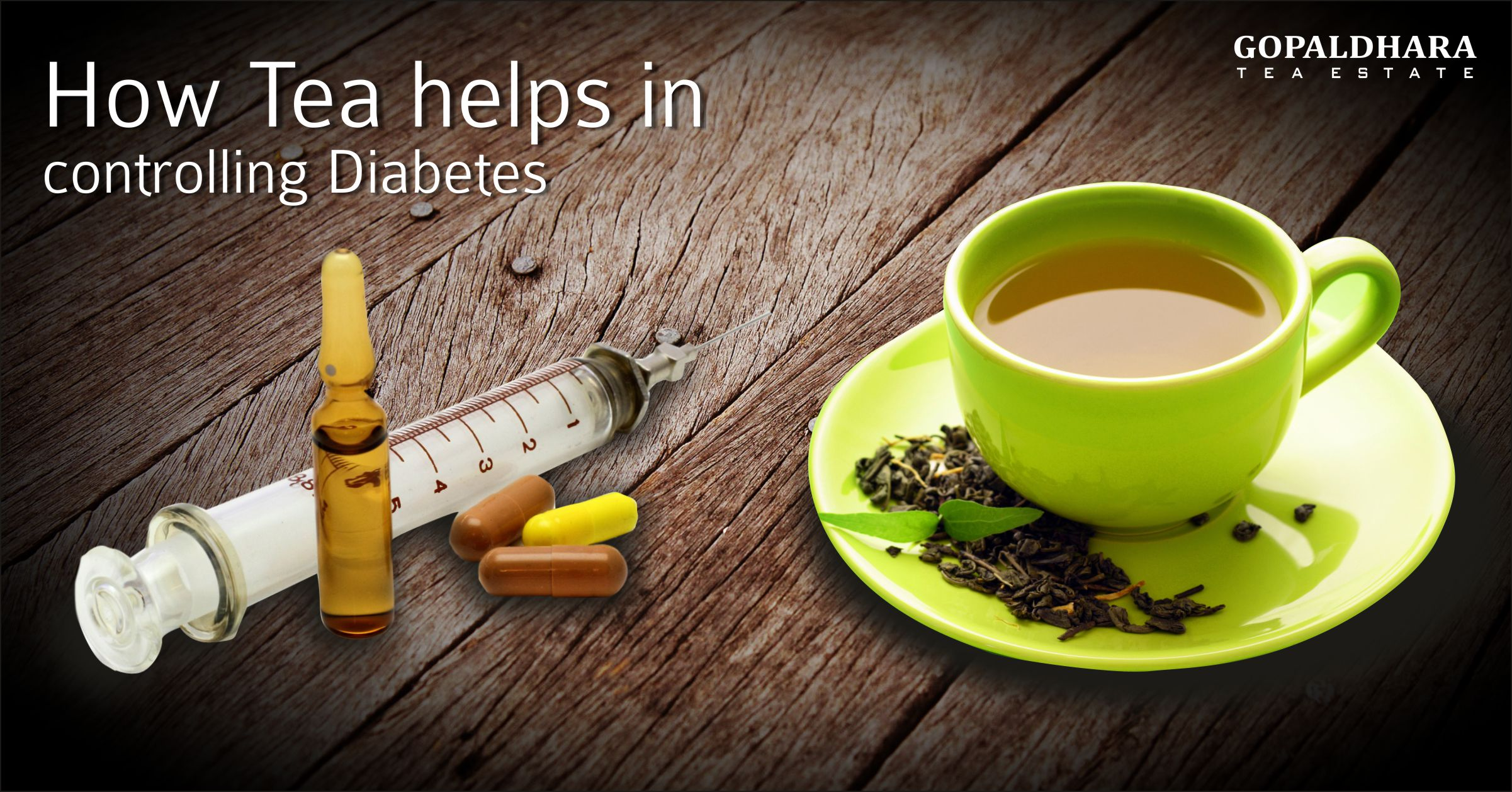 How Tea Helps in Controlling Diabetes