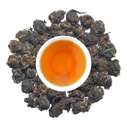 Darjeeling Pearl Black Tea