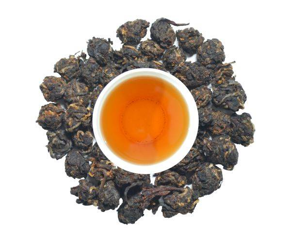 Darjeeling Pearl Black Tea