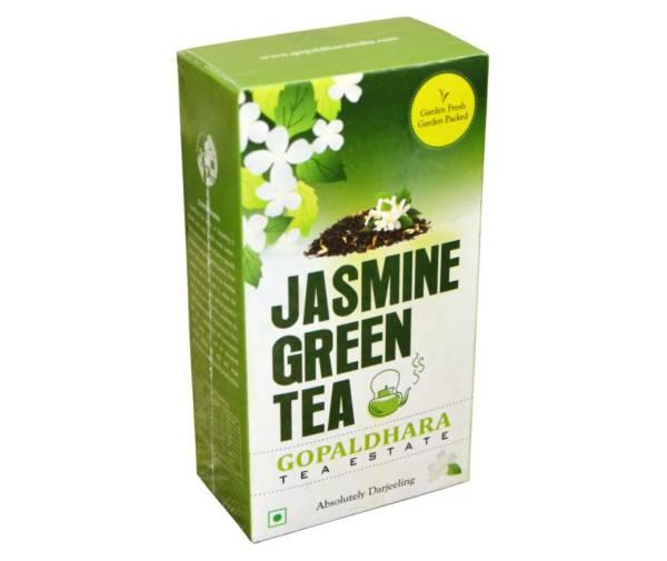 Darjeeling Jasmine green tea