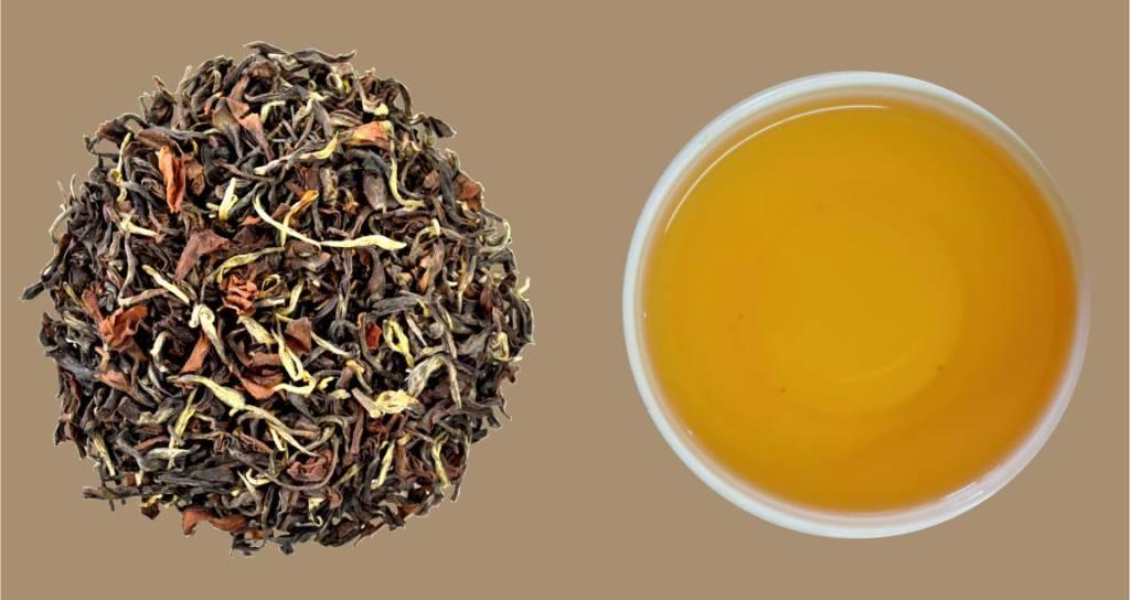 Darjeeling Oolong Teas