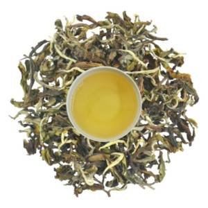 Rare Darjeeling First Flush White Tea