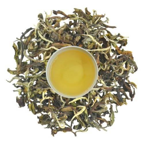 Rare Darjeeling First Flush White Tea