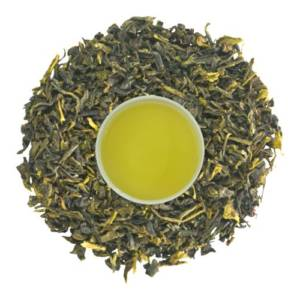 darjeeling best green tea