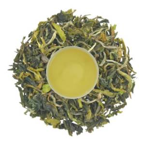 rare First Flush Darjeeling tea