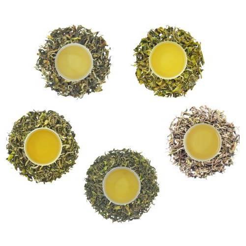 traditional darjeeling first flush teas