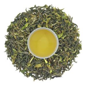 traditional darjeeling first flush tea