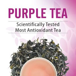 "Know about ""Gopaldhara Purple Tea"""