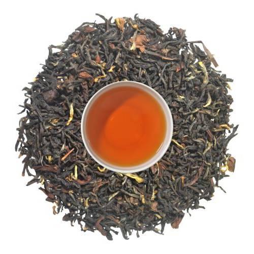 Second Flush Balck Tea