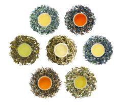 rare darjeeling teas