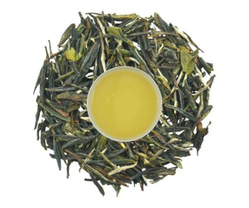 rare darjeeling white tea