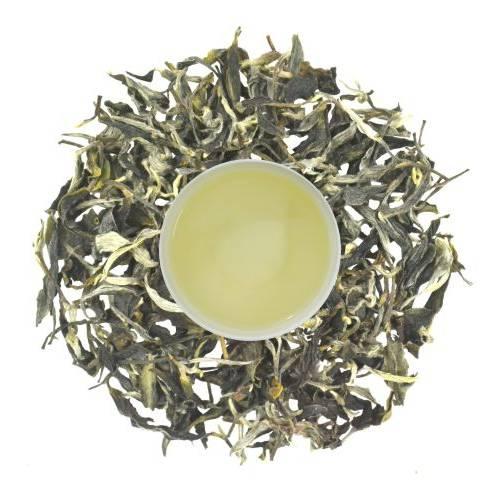 rare darjeeling white tea