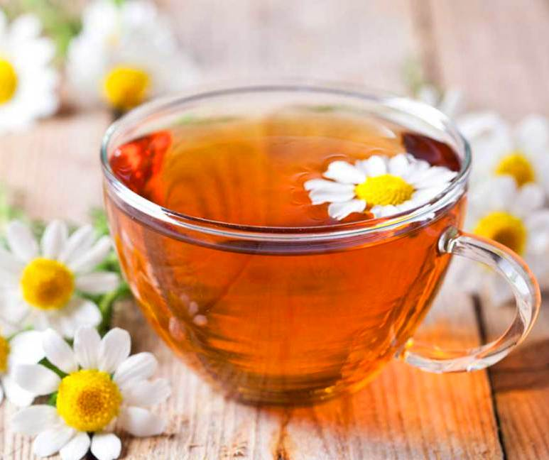 "Why should we drink ""Chamomile Tea"""