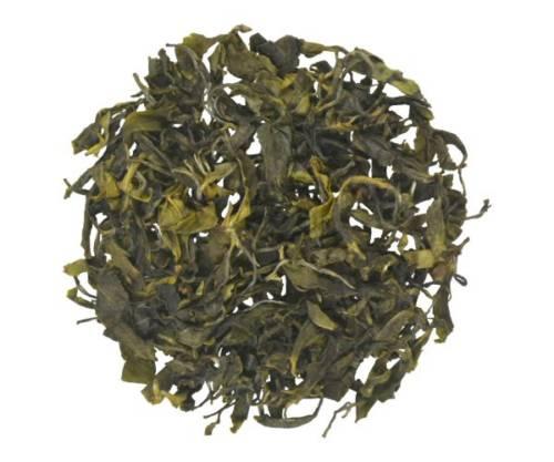 Spring Green Tea leaf 2019