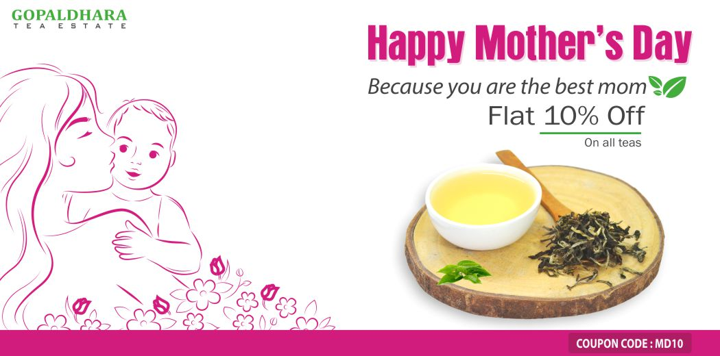 Mothers Day Web Slider Creative 2019