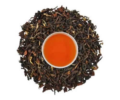 autumn flush darjeeling tea