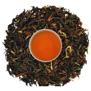autumn flush tea