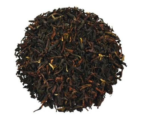 Darjeeling Muscatel Black Tea Leaf