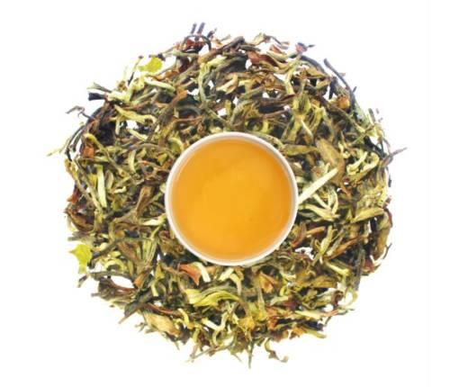 second flush muscatel tea