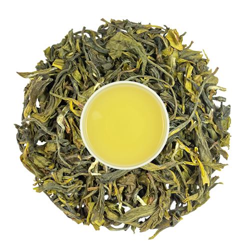specialgreen tea