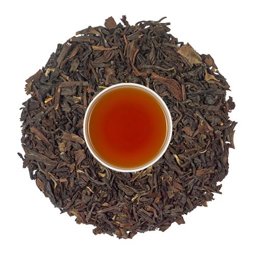 roasted leaf tea